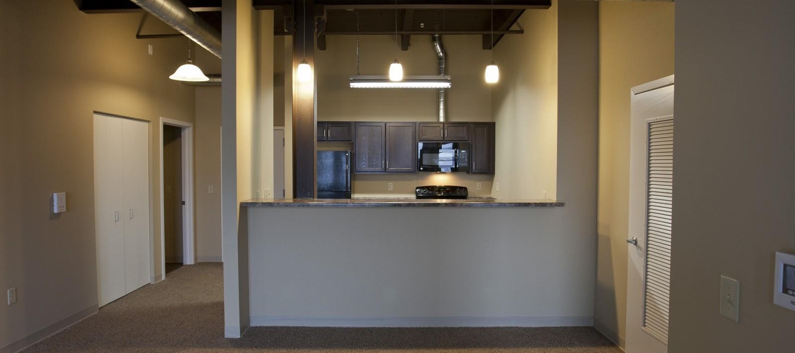Jackson Square apartments concierge desk