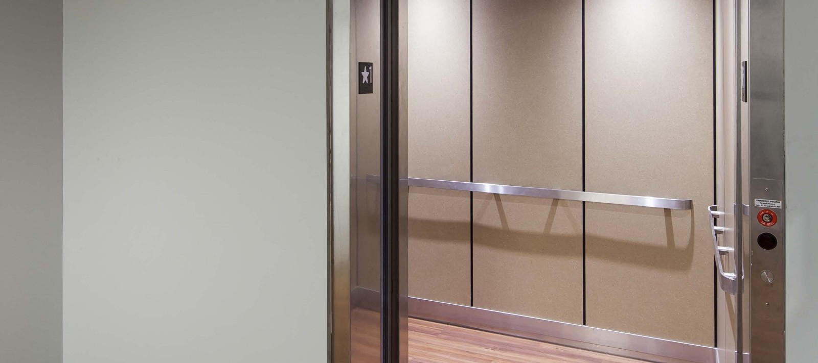 Westerlin Hall Elevator