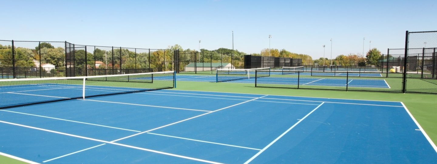 Bettendorf tennis courts