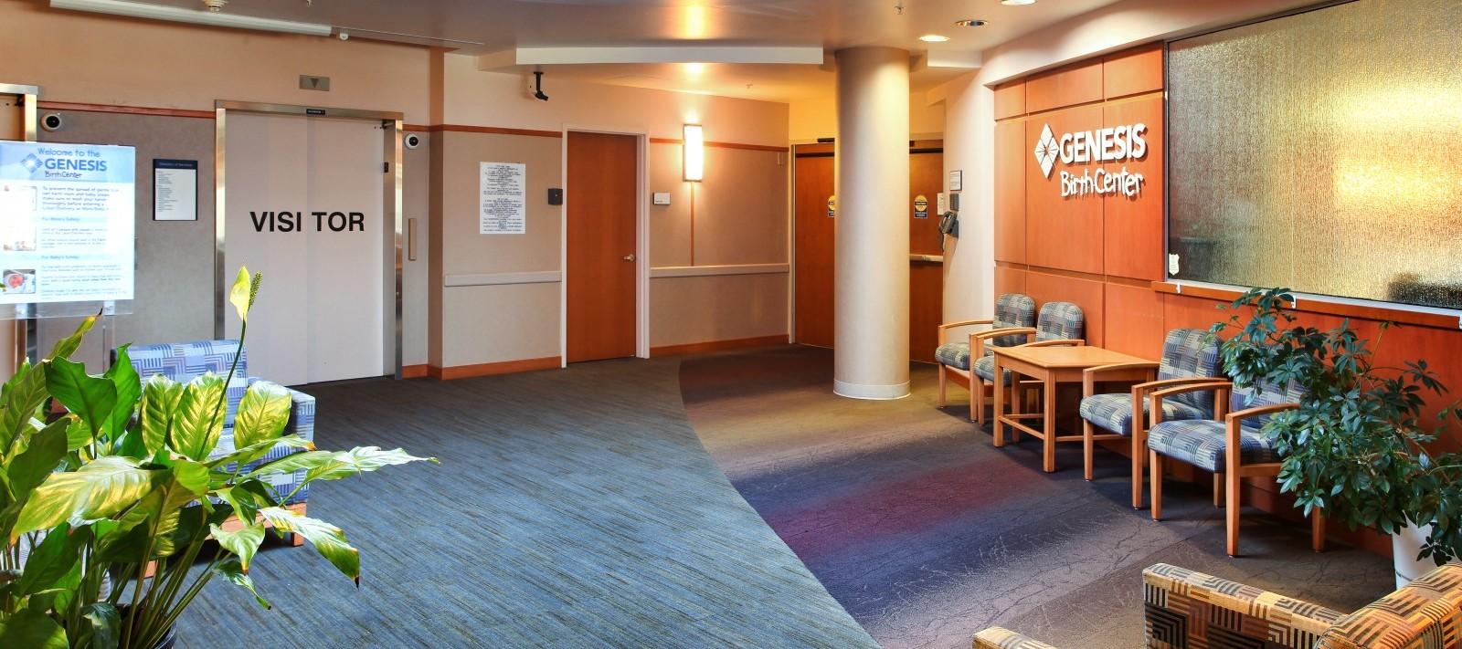 Genesis Birth Center foyer