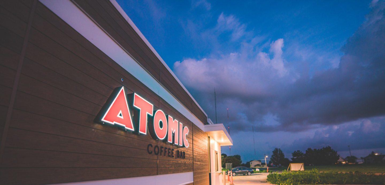 Atomic Coffee Bush Construction