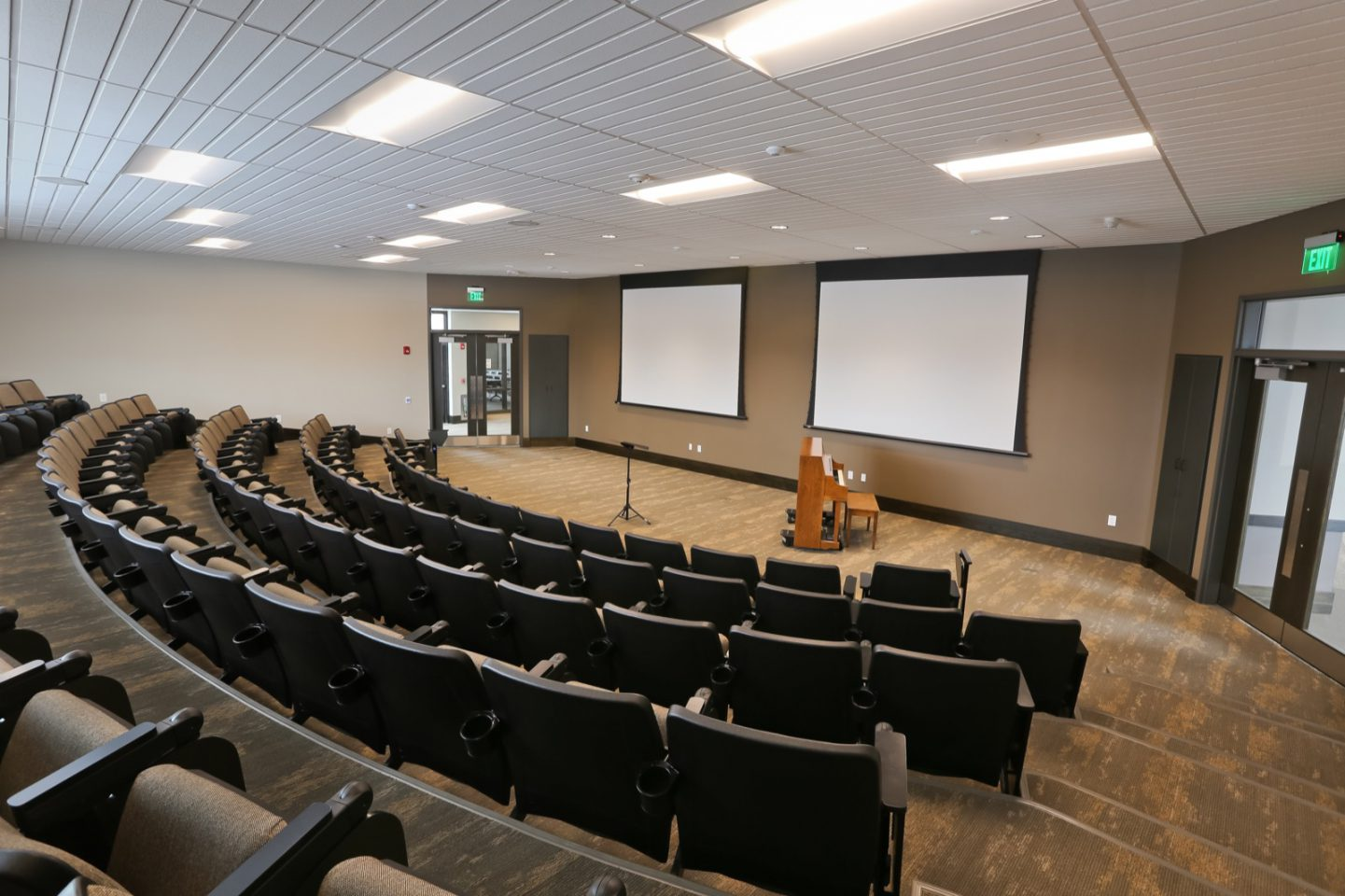 Our Savior Lutheran Church auditorium