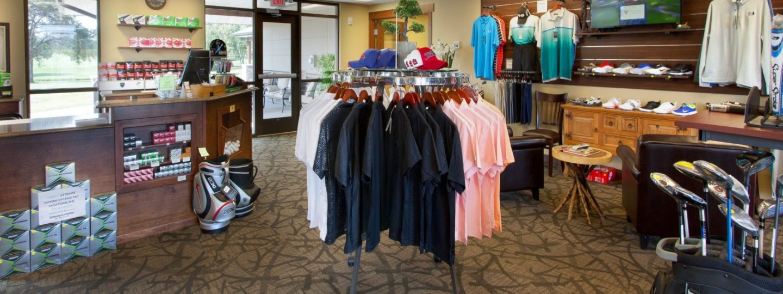 Oak Run Golf Course interior