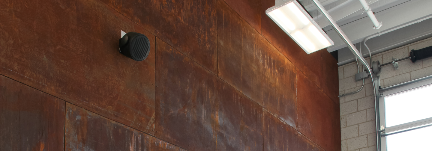 header image of garage wall paneling