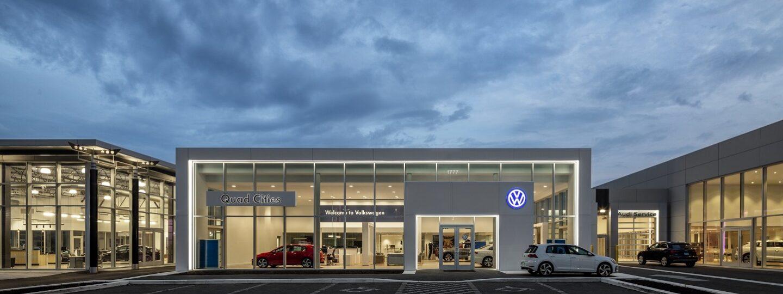 Smart Luxury Motors Automotive Facility