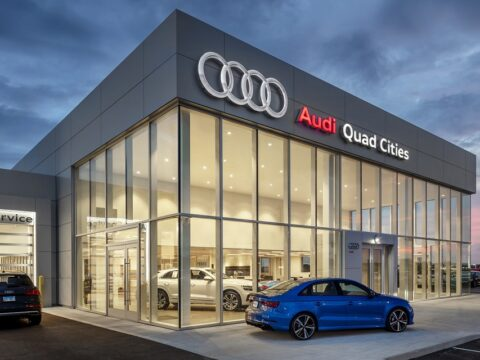 Smart Luxury Motors Audi