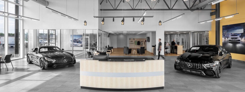 Smart Luxury Motors Sales Desk