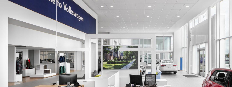Smart Luxury Motors Volkswagen Department