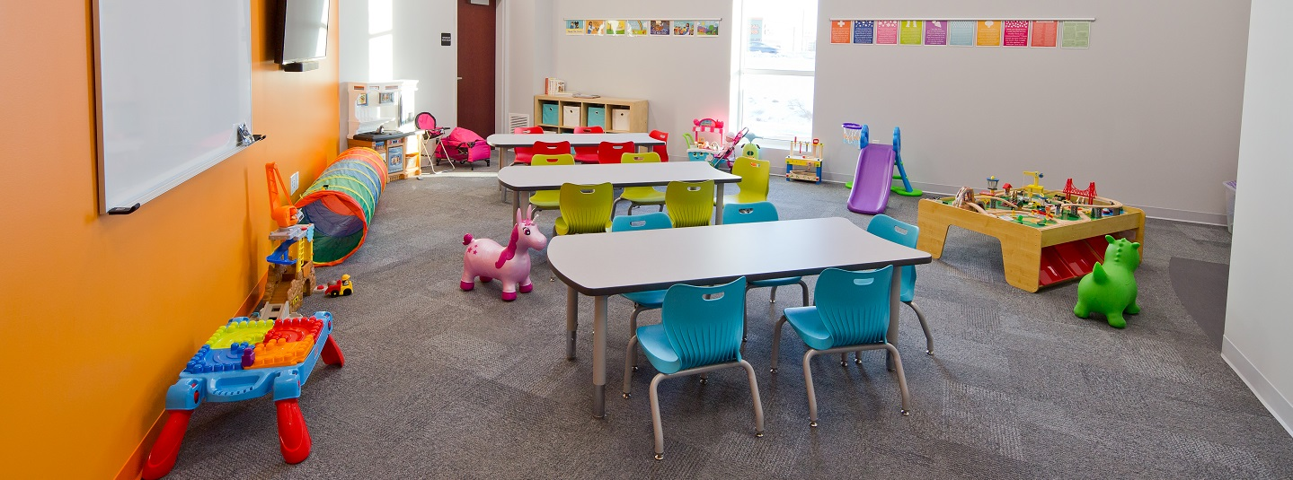 Coram Deo Bible Church Preschool Room