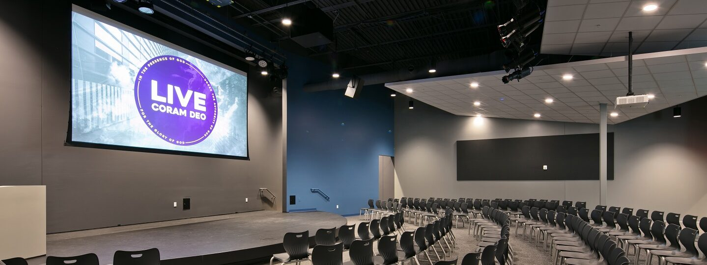 Coram Deo Bible Church Multi-Purpose Room