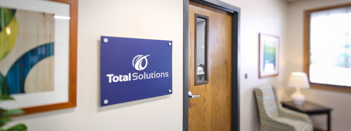 Total Solutions Office Renovation