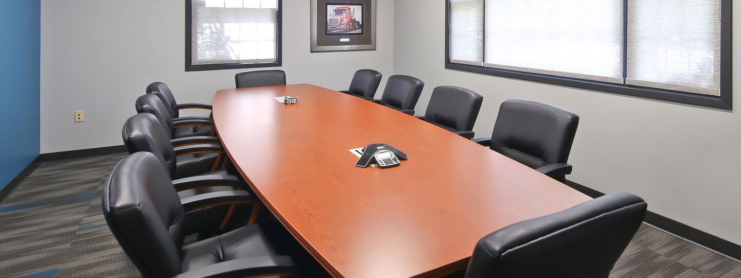 Total Solutions Office Renovation_Conference Room