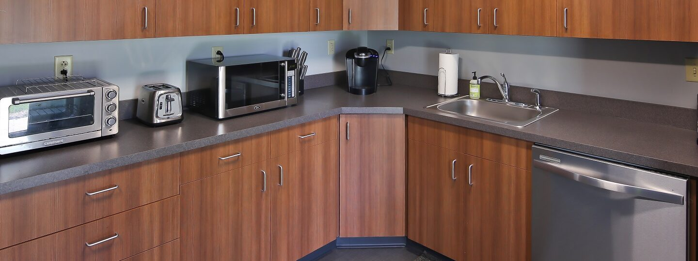 Total Solutions Office Renovation_Kitchen