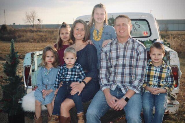 Wayne Gordon Family